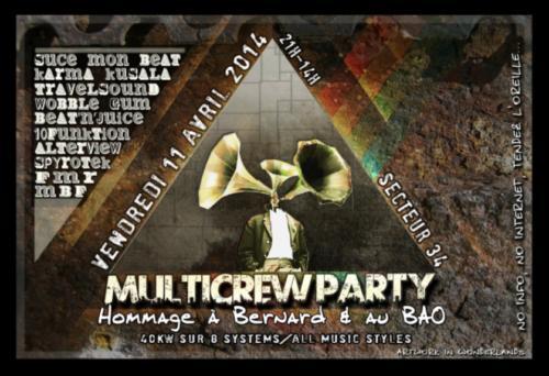 Multicrew BAO
